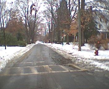 ダウンタウンへの道