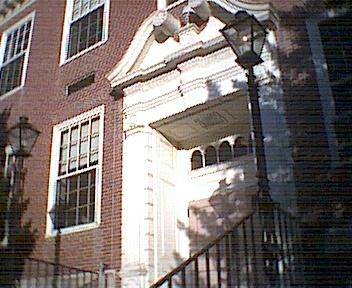 Skinner Hall Entrance